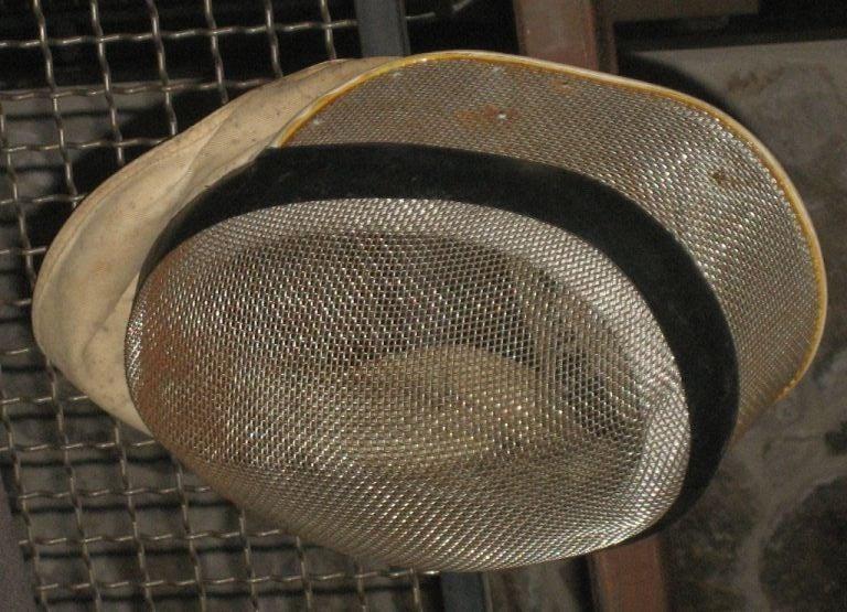 Vintage Fencing Mask 3