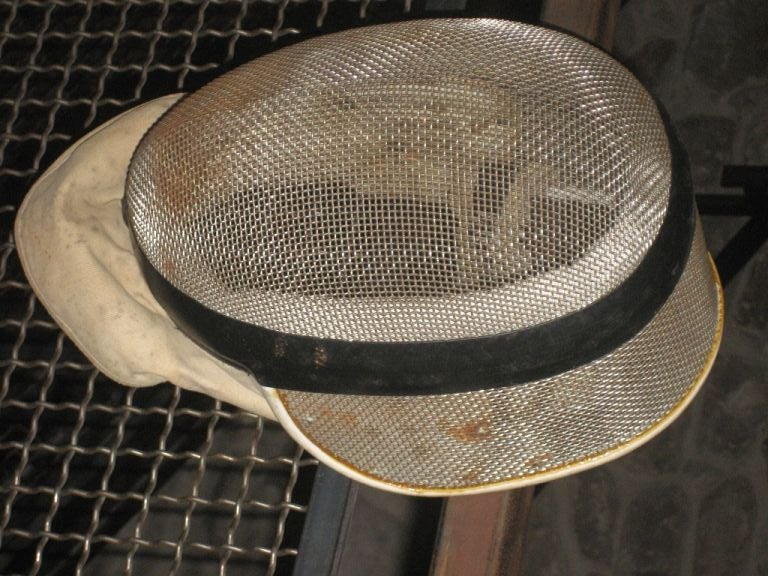 Mid-20th Century Vintage Fencing Mask For Sale