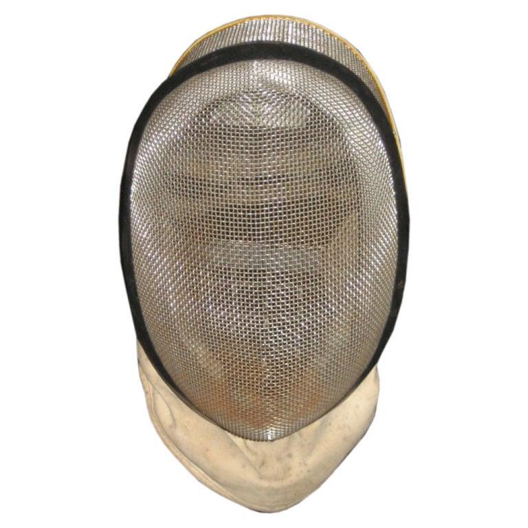 Vintage Fencing Mask 1