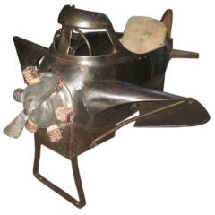 Vintage Carnival Plane