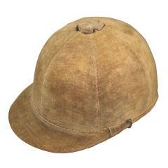 Vintage Riding Hat