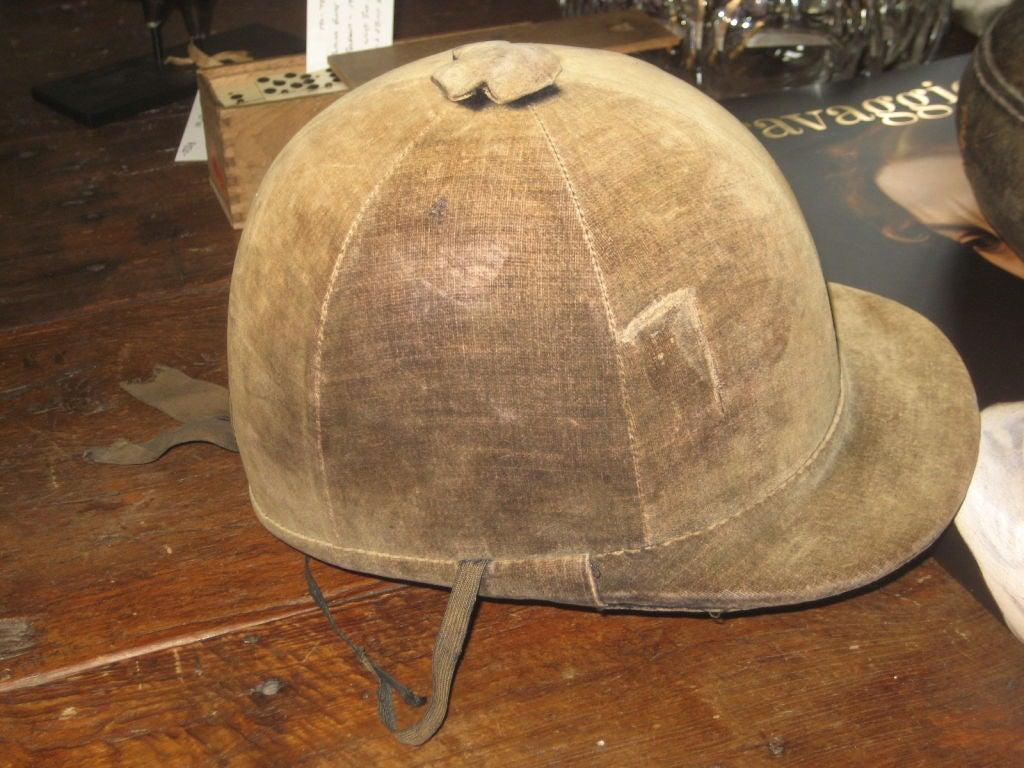 Vintage Riding Hat At 1stdibs