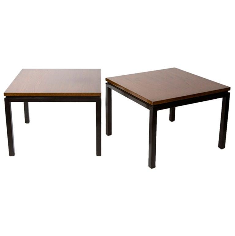 Harvey Probber End Tables