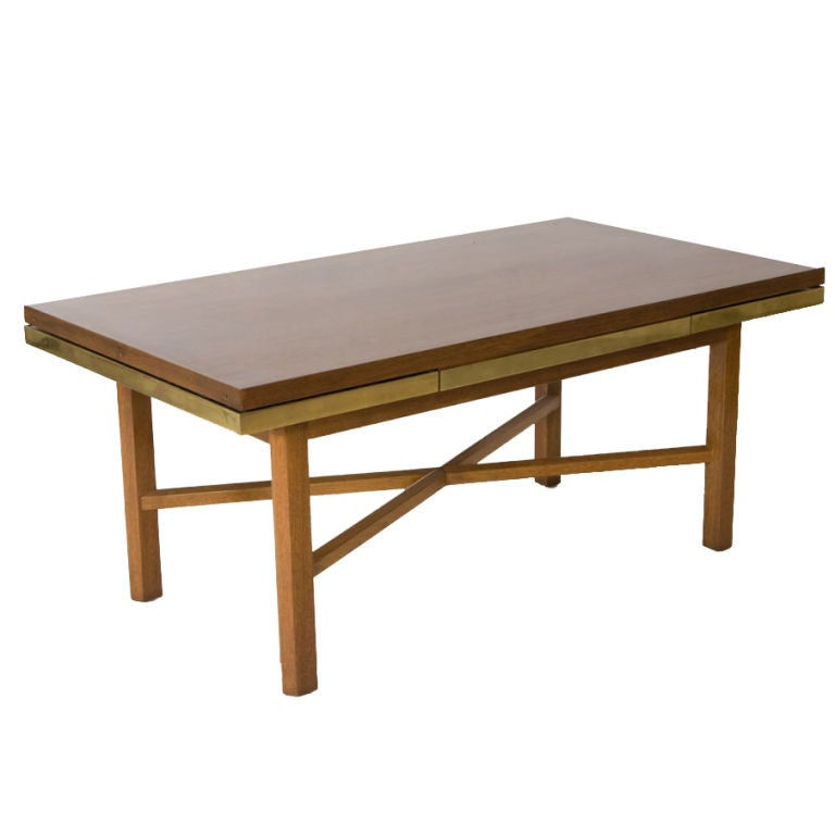 Ed Wormley Dunbar Coffee Table For Sale At 1stdibs