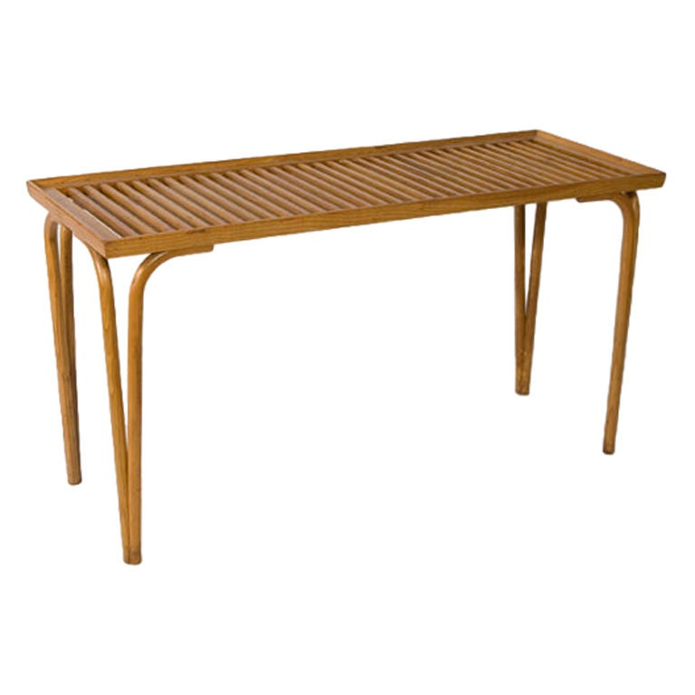 Small Mid-Century Coffee Table At 1stdibs