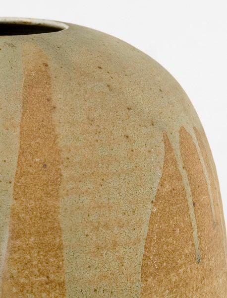 20th Century Ceramic Vessel For Sale