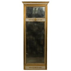 Swedish Neoclassical Style Mirror