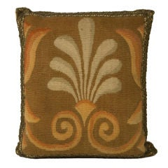 Empire Style Neoclassical Pillow