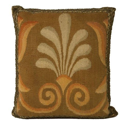 Empire Style Neoclassical Pillow For Sale