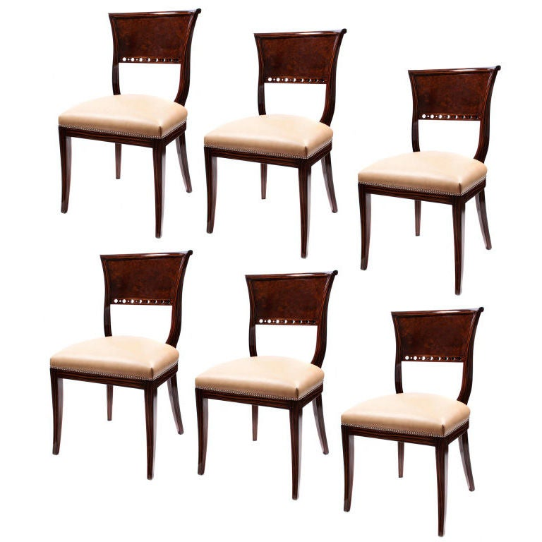 Biedermeier Dining Room Set