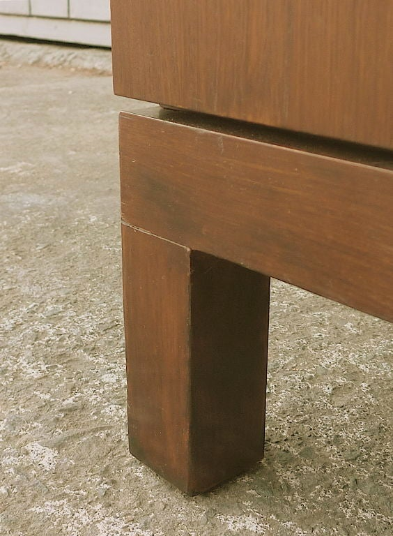 Mies van der rohe florence knoll credenza dresser 1961 at for Case mies van der rohe