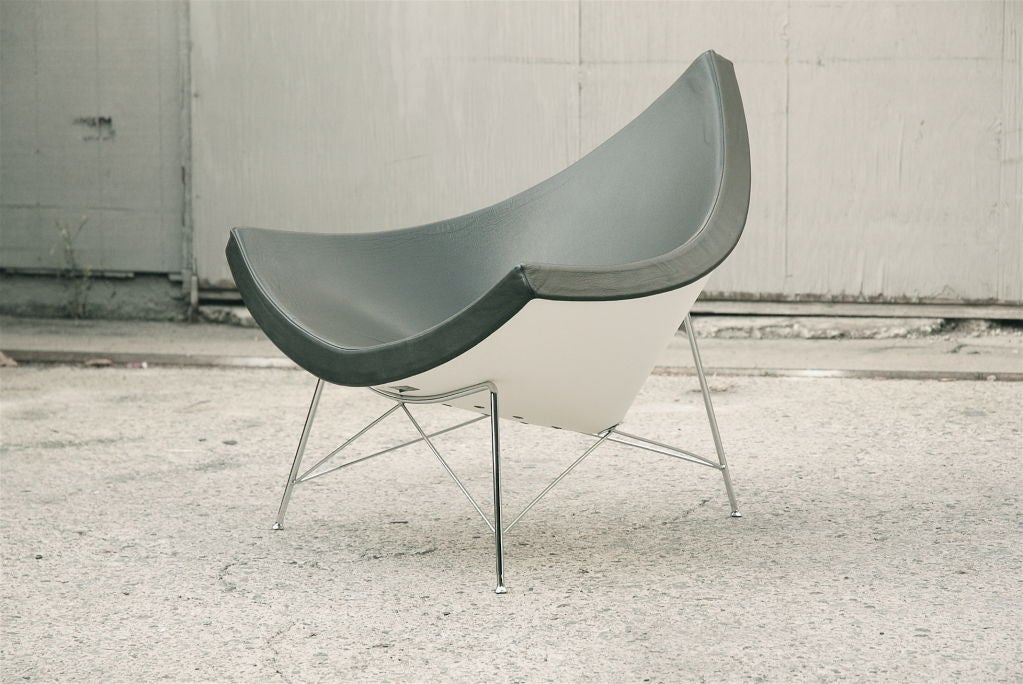 george nelson coconut chair vitra herman miller at 1stdibs. Black Bedroom Furniture Sets. Home Design Ideas
