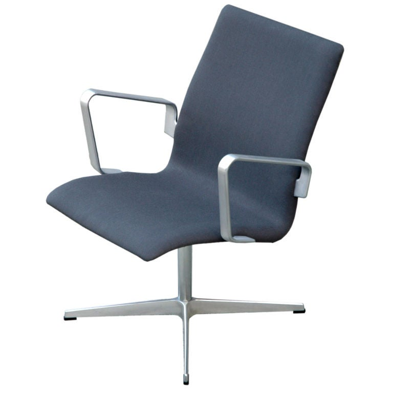 Jacobsen Oxford Low Back Lounge Chair at 1stdibs