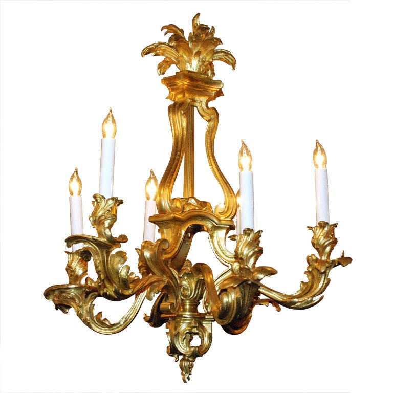 Antique French Chandelier At 1stdibs