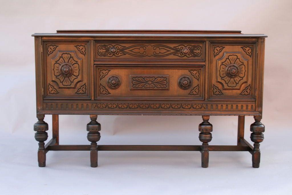 Antique Spanish Revival Furniture