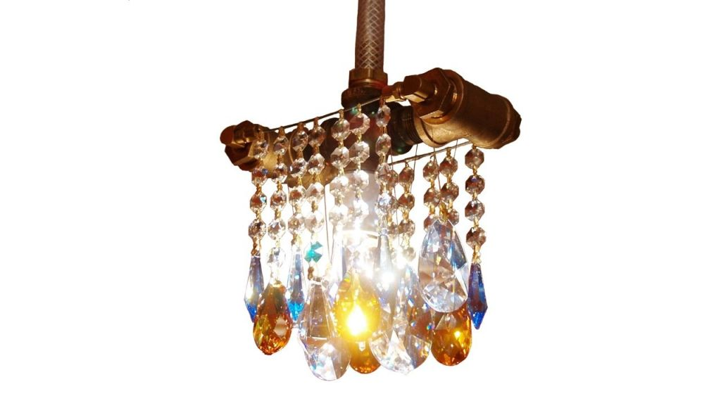 Michael Mchale Chandelier Single Bulb At 1stdibs