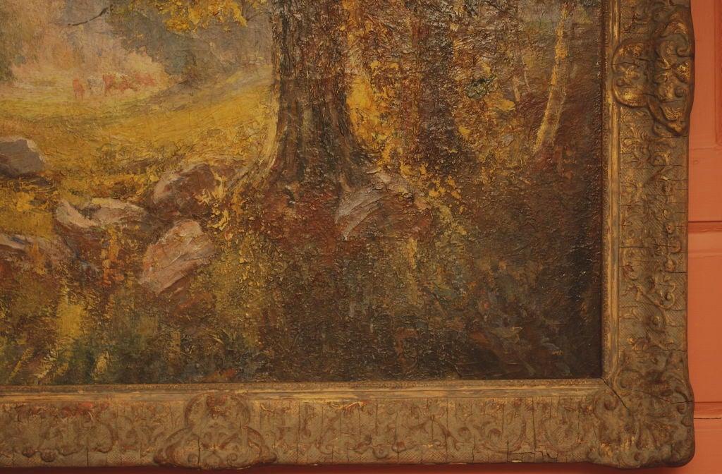 American Impressionist Landscape For Sale 2