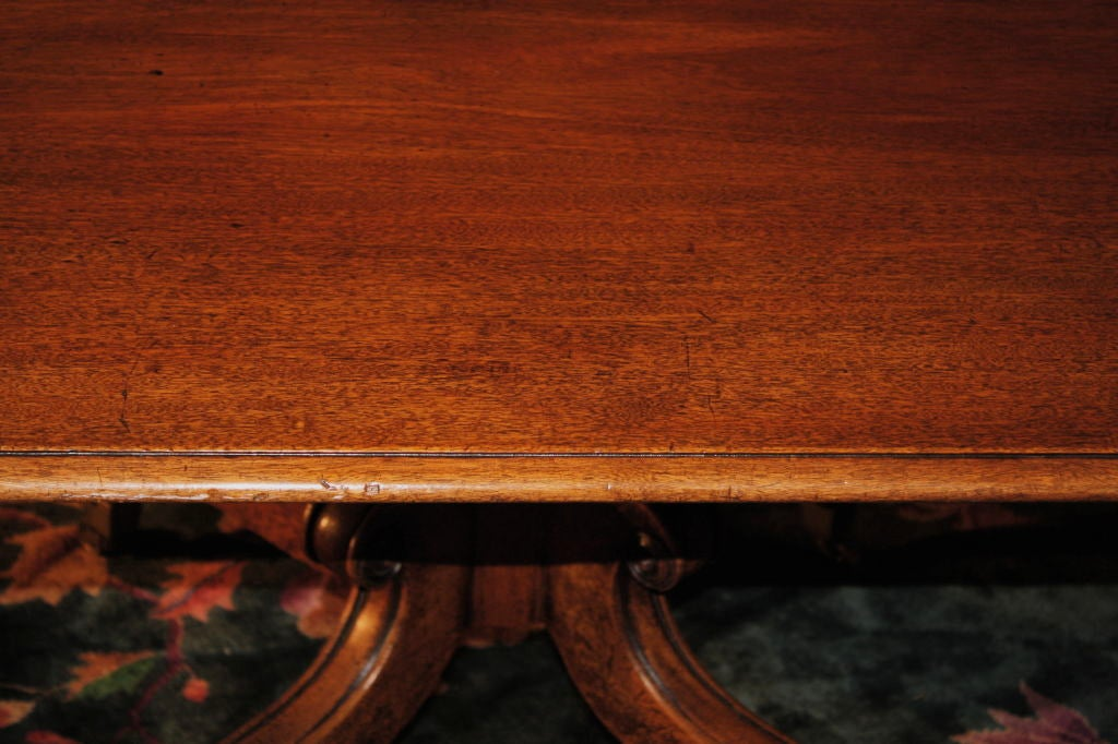 George IV Tilt-Top Pedestal Table 4