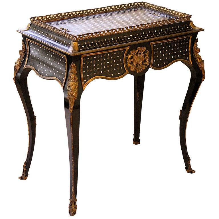 Napoleon III Metamorphic Jardiniere Table For Sale
