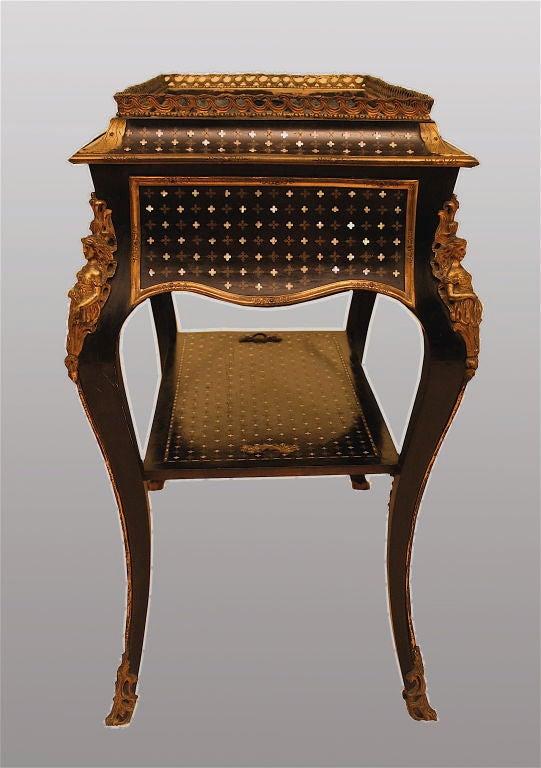 19th Century Napoleon III Metamorphic Jardiniere Table For Sale