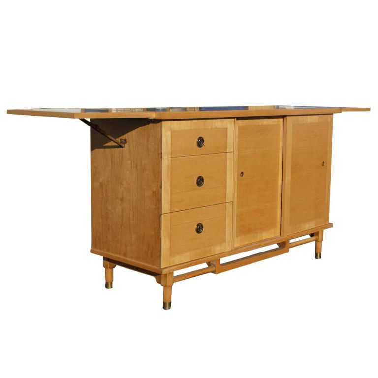 Milo Baughman for Winchendon Sideboard Buffet 1