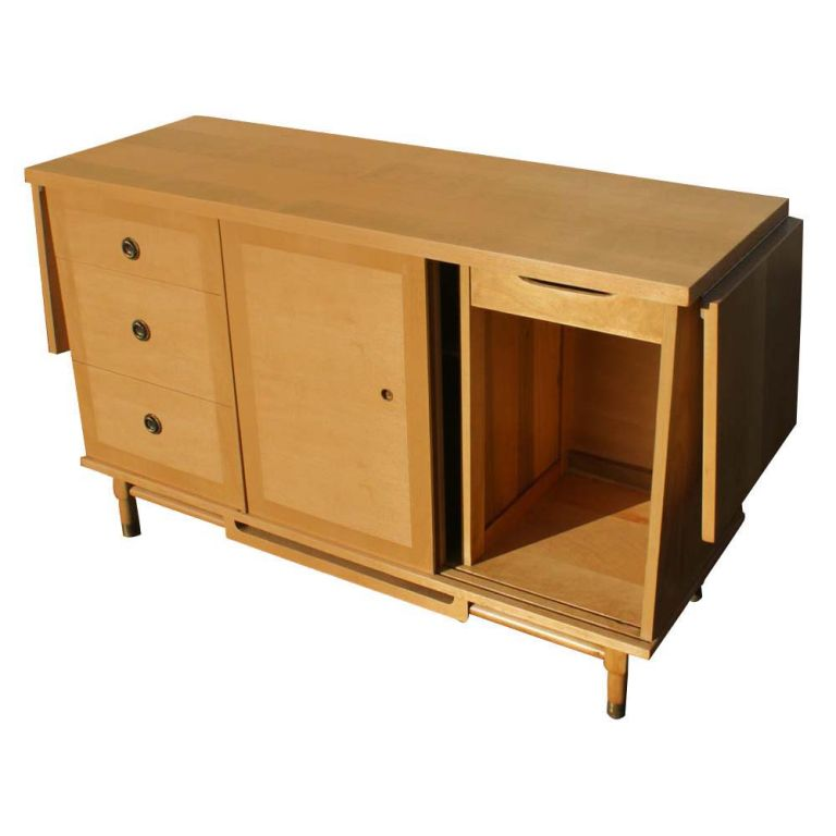 Milo Baughman for Winchendon Sideboard Buffet 4
