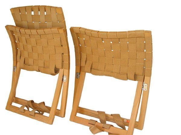 Ingmar Relling For Westnofa Folding Lounge Chair And
