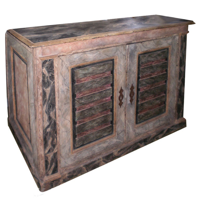 18th Century Italian Credenza From Tuscany For Sale