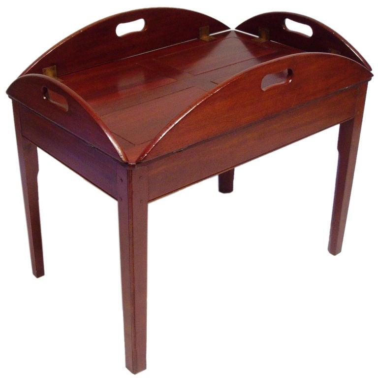 Nice Butleru0027s Tray Coffee Table 1