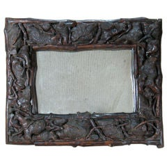 Rootwood Burl Mirror
