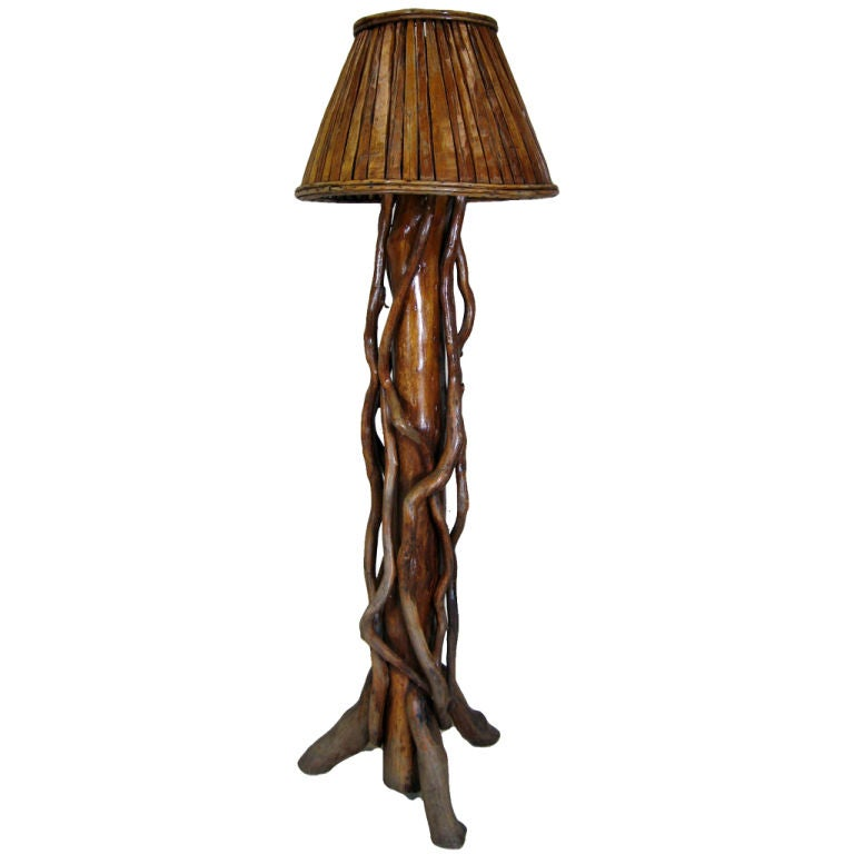 Twig Floor Lamp 1