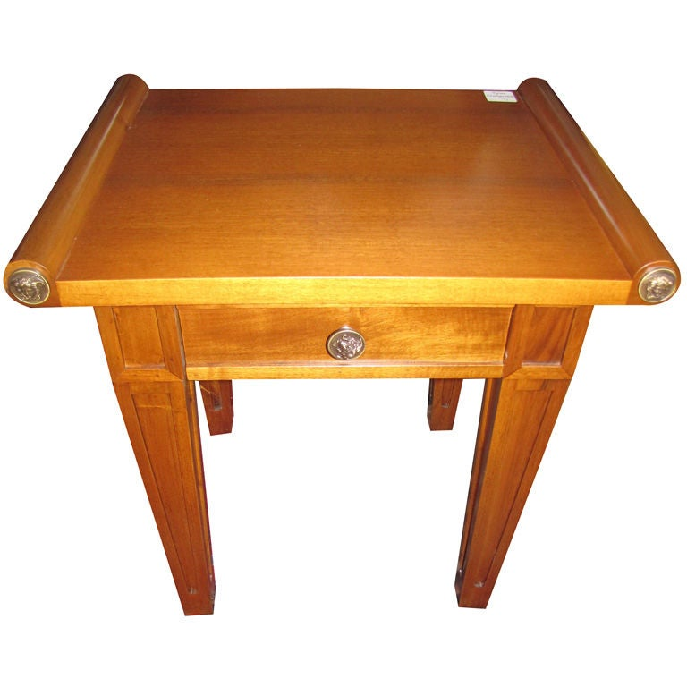 Versace end table at 1stdibs for Table versace