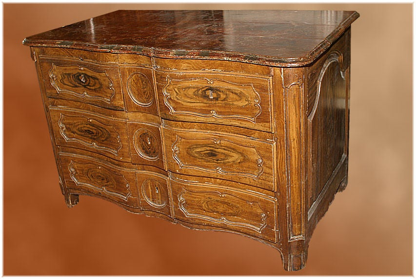 french louis xiv style commode for sale at 1stdibs. Black Bedroom Furniture Sets. Home Design Ideas