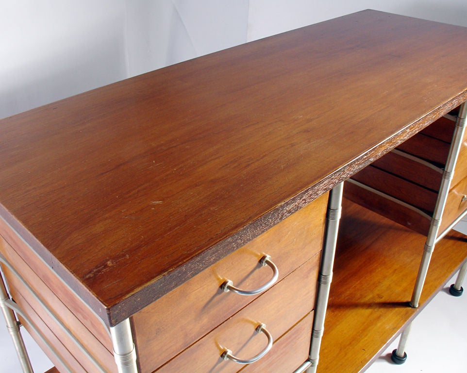 Mid 20th Century Very Rare Sideboard Designed By Warren McArthur For Sale