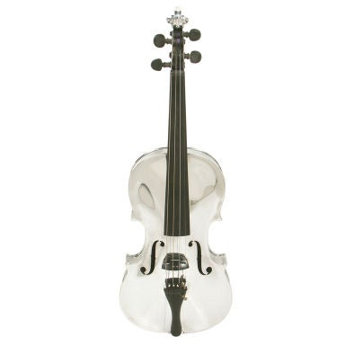 Incredible Aluminum Violin - circa 1930's
