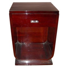 1930 Rosewood End Table or Nightstand