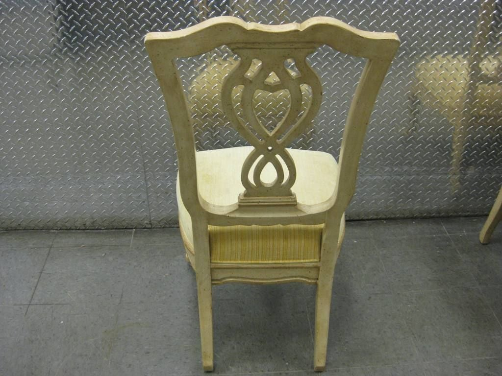 pair of drexel heritage chairs for sale at 1stdibs
