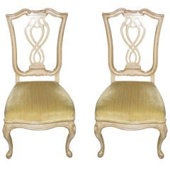 Pair of Drexel Heritage Chairs