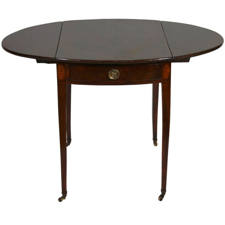 Pembroke Table At 1stdibs