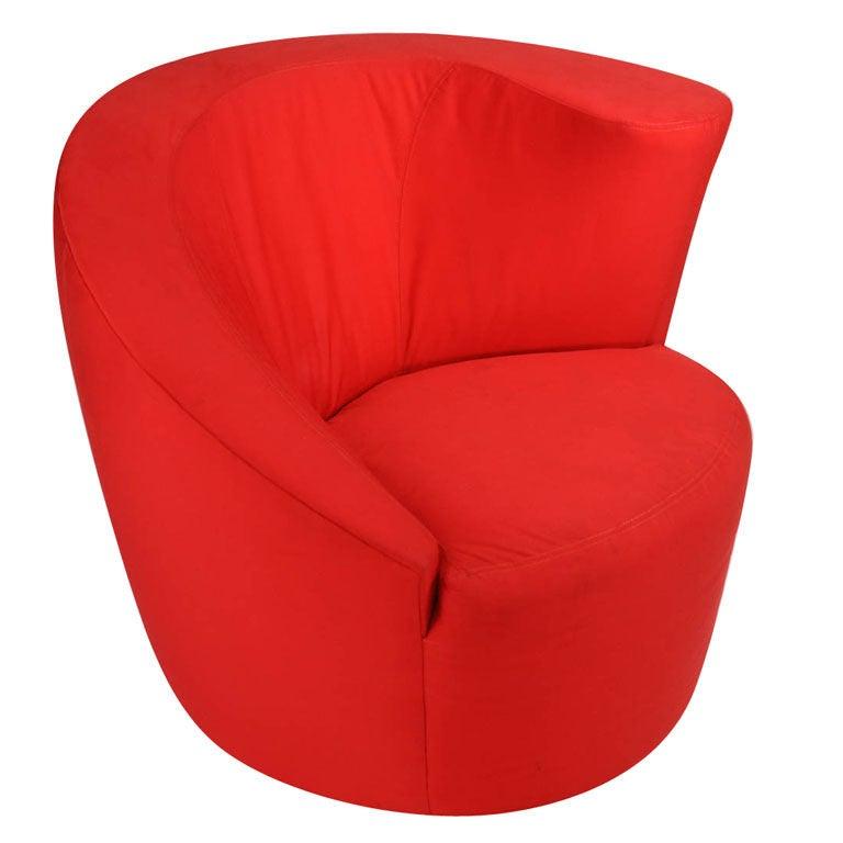 Nautilus Chair By Vladimir Kagan At 1stdibs