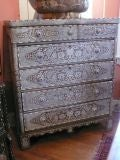 Syrian Mother-of-Pearl Chest of Drawers thumbnail 2