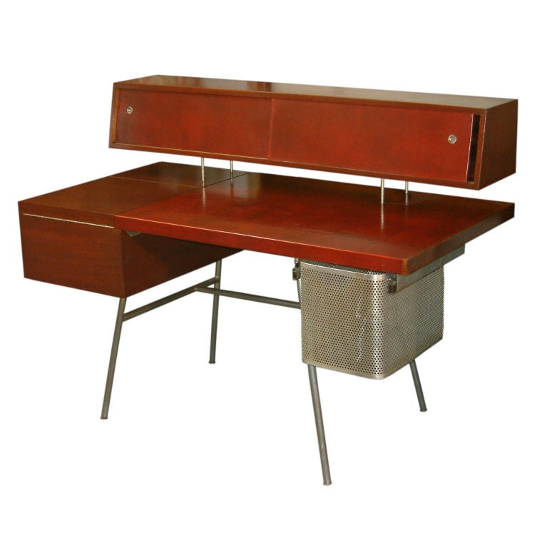 Desk by George Nelson at 1stdibs