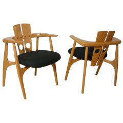 """Katita"" Chair by Sergio Rodrigues"