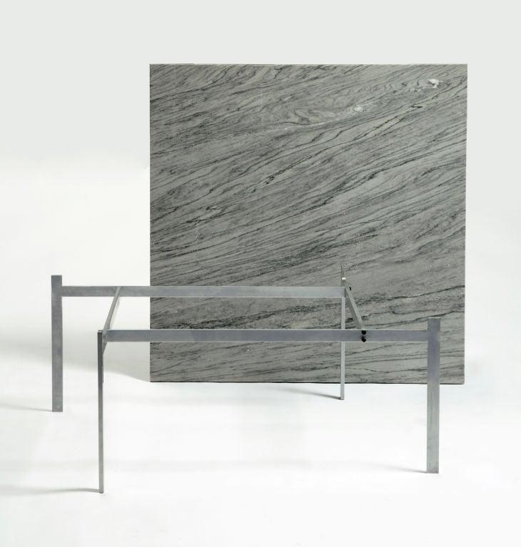 PK 61 Table by Poul Kjærholm, Denmark, 1960s 2