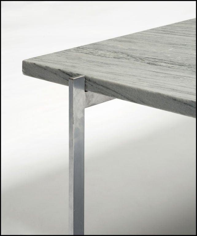 PK 61 Table by Poul Kjærholm, Denmark, 1960s 3