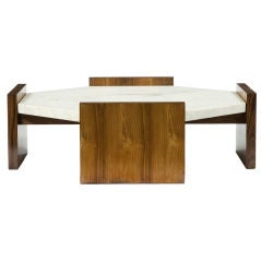 Coffee Table by Joaquim Tenreiro, Brazil, 1960s