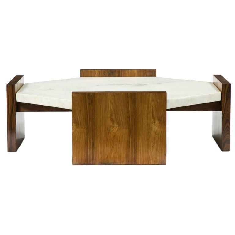 Coffee Table by Joaquim Tenreiro, Brazil, 1960s