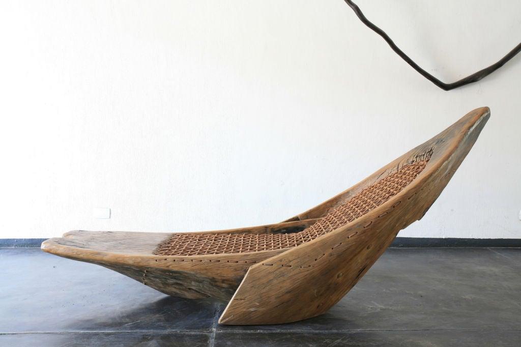 """guaraci"" Chaise by Hugo Franca 2"