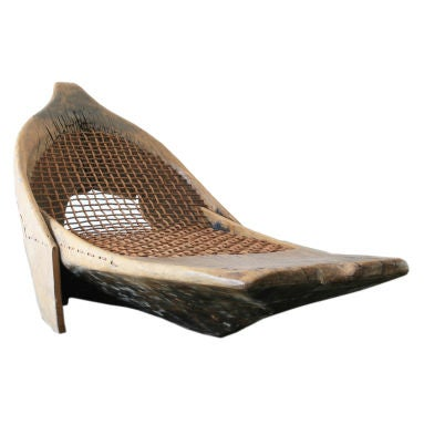 """guaraci"" Chaise by Hugo Franca"