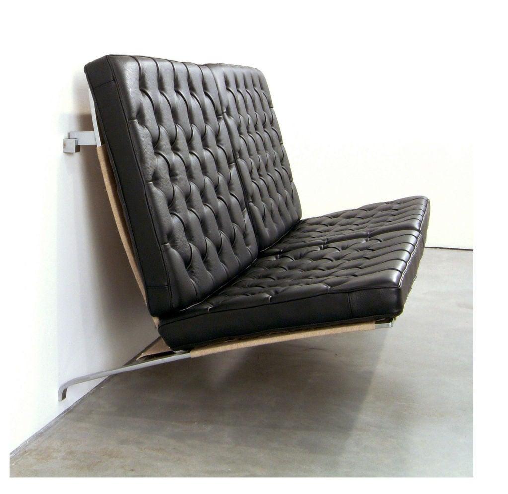 Pk 26 Sofa By Poul Kjaerholm At 1stdibs